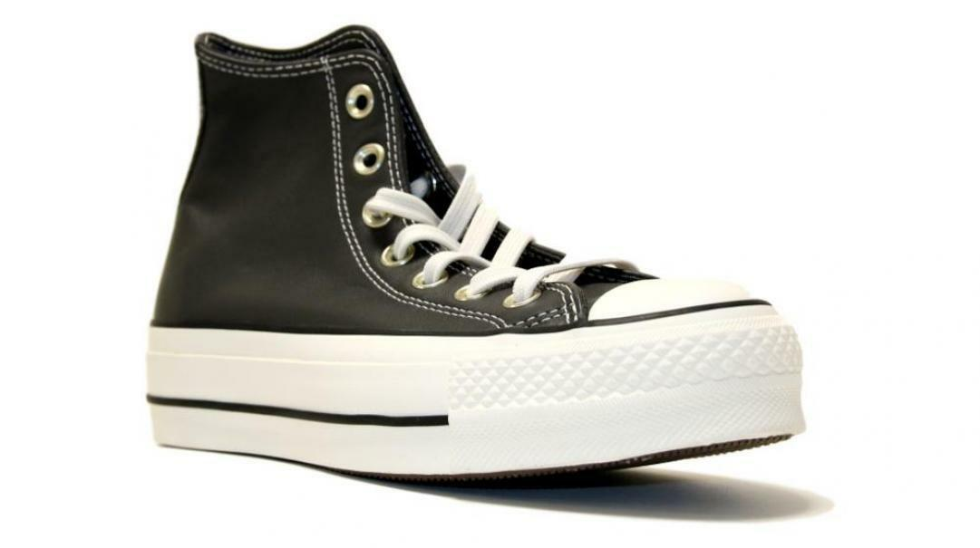 converse scarpe platform