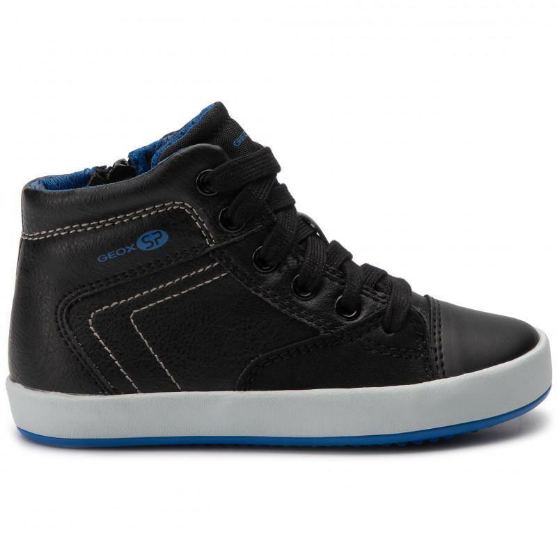 geox geox sneakers bambino j945cc 0mebc c0245 nero