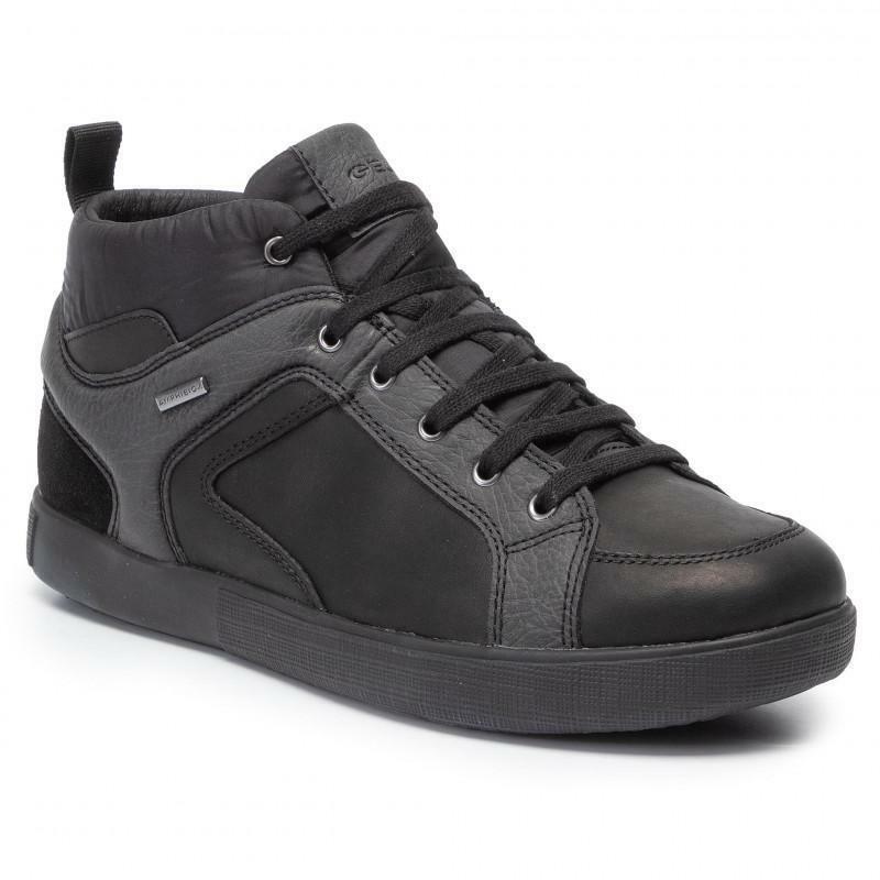 geox geox sneakers uomo u941ua 00043 c9999 nero