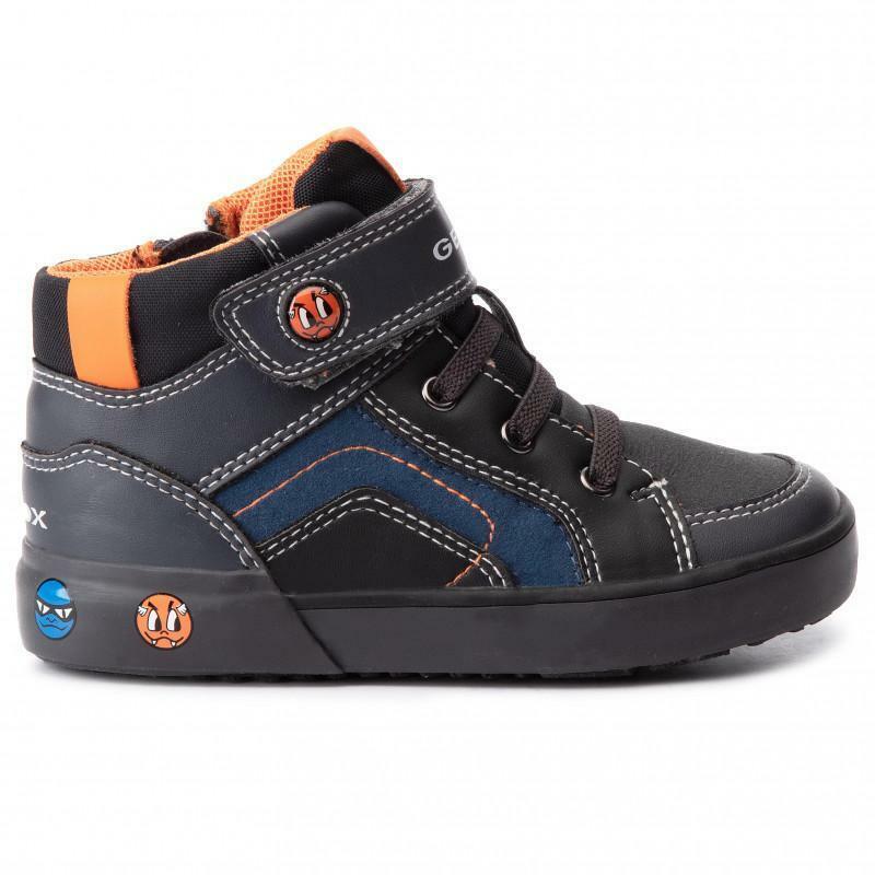 geox geox sneakers bambino b94a7d 054fu c0062 grigio