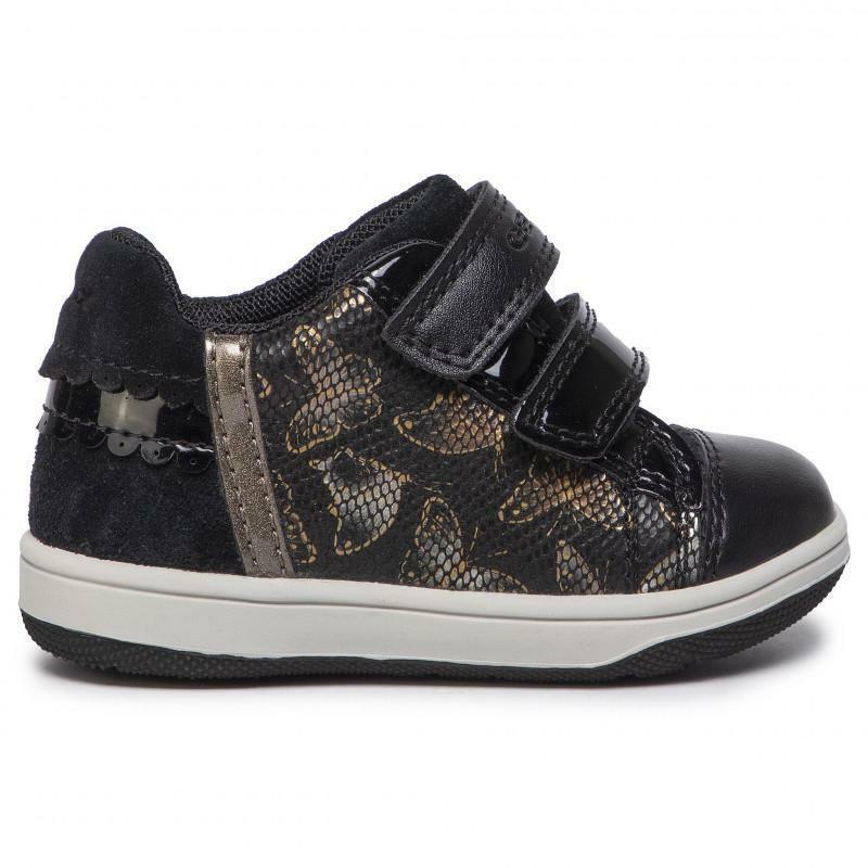 geox geox sneakers bambina b941ha 00702 c9999