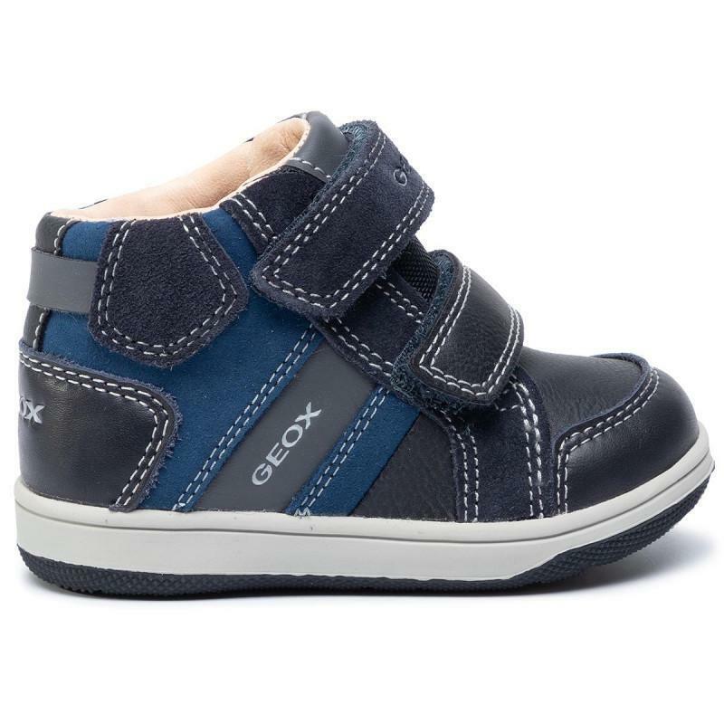 geox geox sneakers bambino b941lc 022au cf44r blu