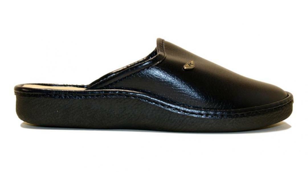 melluso melluso pantofole uomo pu150f blu