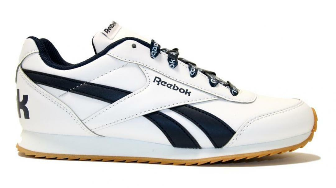 reebok reebok royal cljog unisex dv9075 bianco scarpe da trail