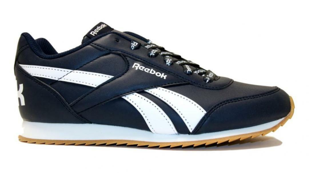 reebok reebok royal cljog unisex  dv9078 blu scarpe da trail