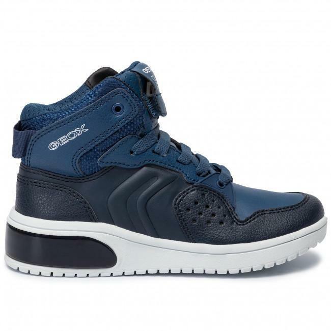 geox geox sneakers bambino j947qa 0bcbu c0700 blu