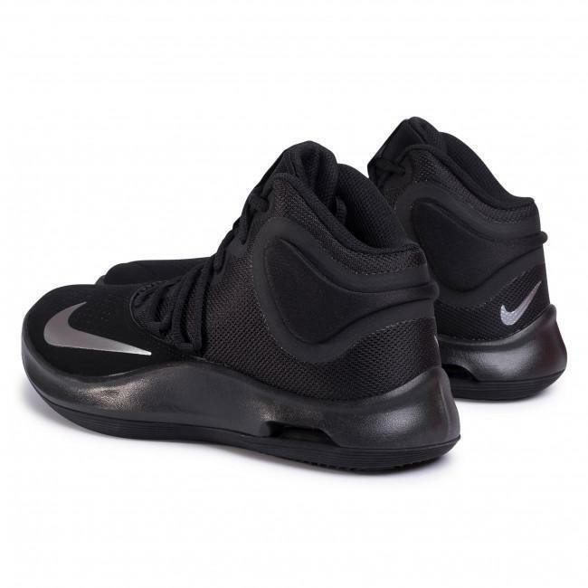 nike nike air versitile iv nbk cj6703 001 uomo basketball trainers  nero
