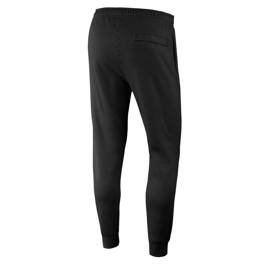 nike nike sportswear club fleece pants uomo bv2671 010 nero