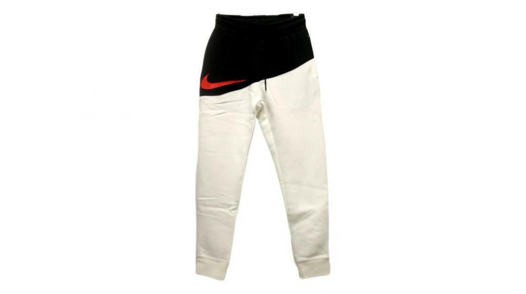 nike nike pants uomo bv5219 011 bianco