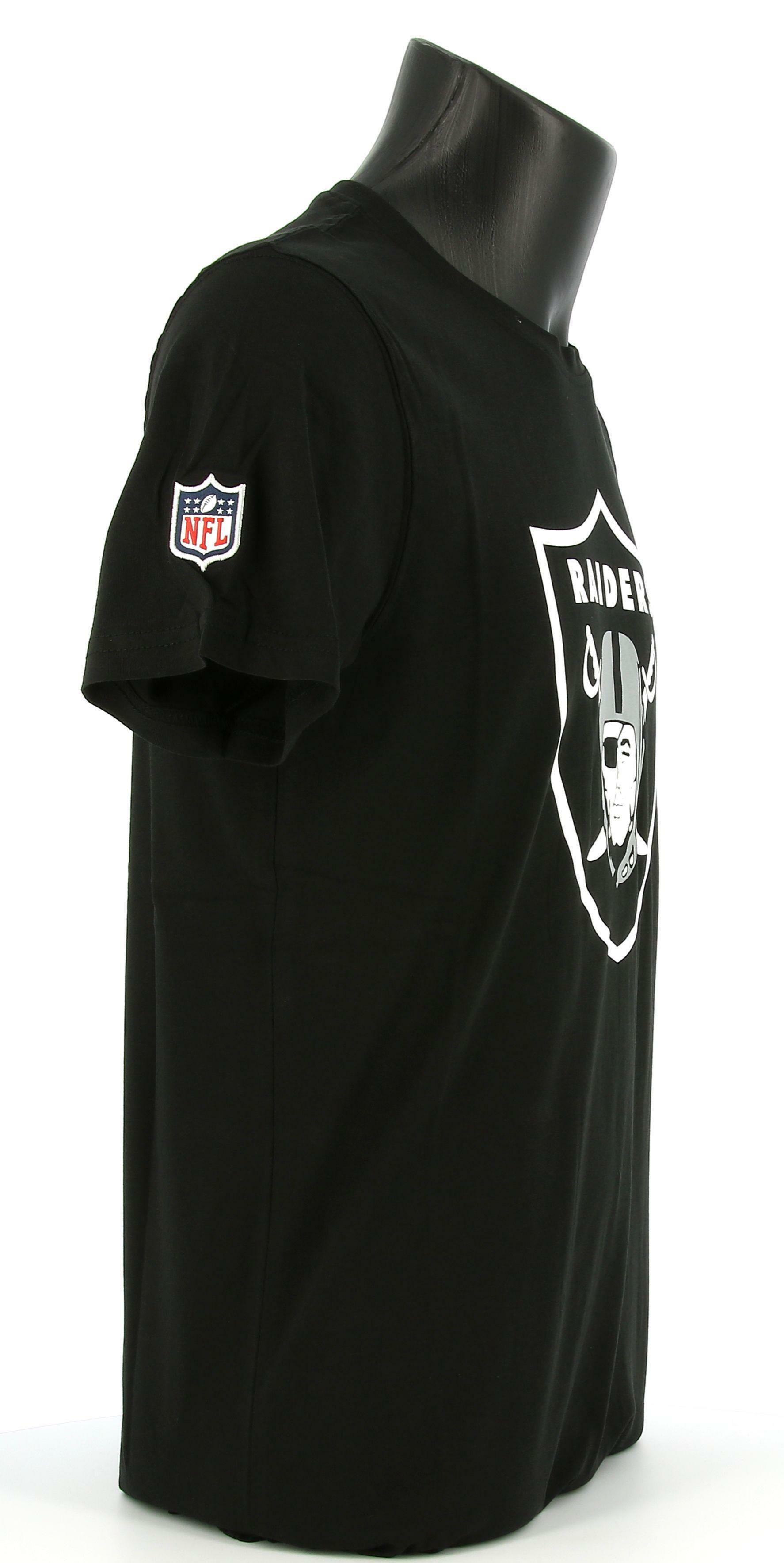 new era new era t-shirt uomo 11073657 nero