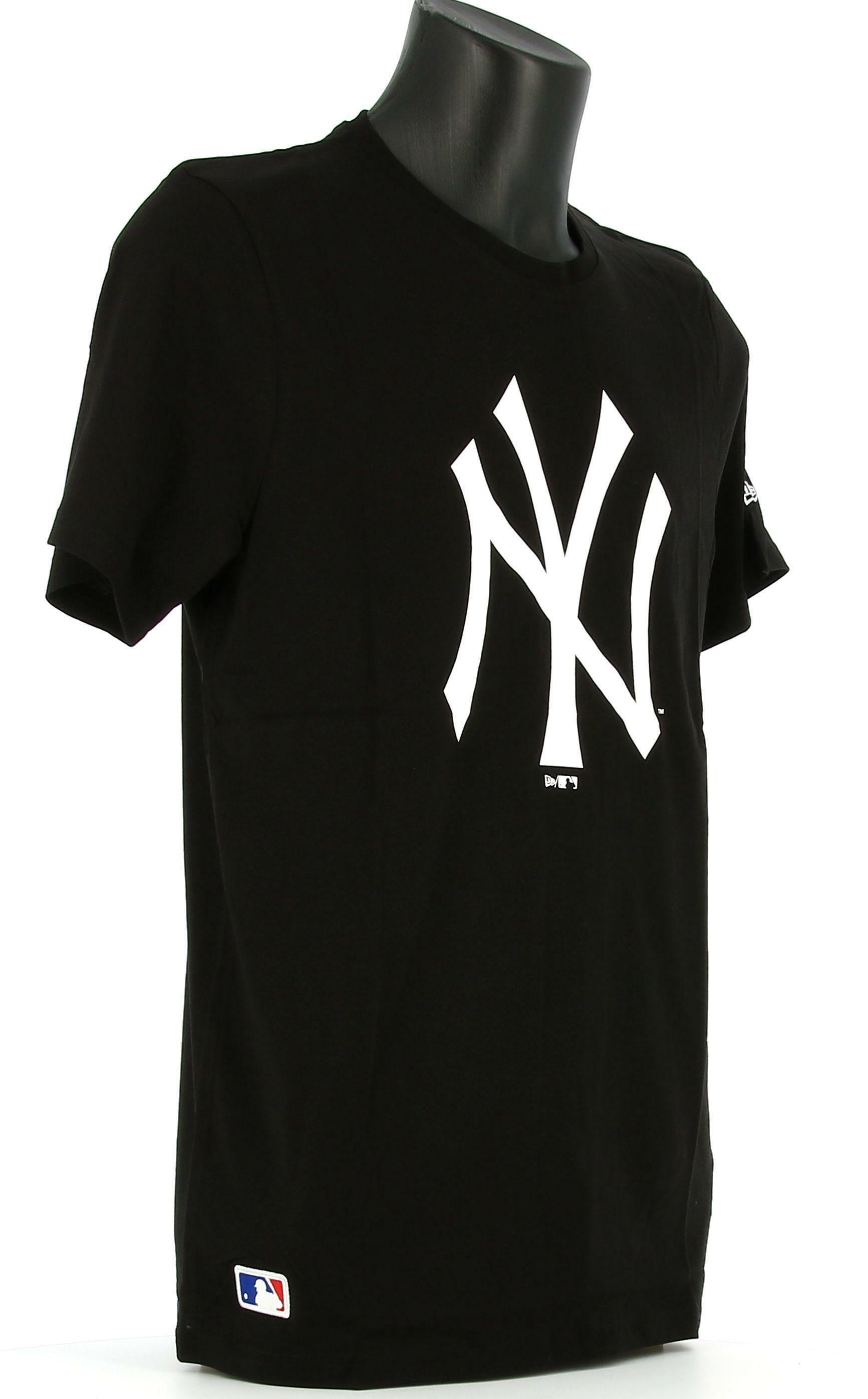 new era new era t-shirt uomo 11863697 black