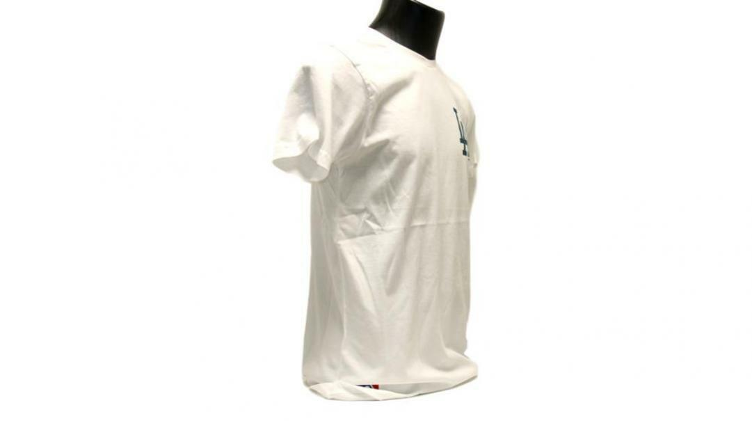 new era new era t-shirt 12123947 uomo bianco