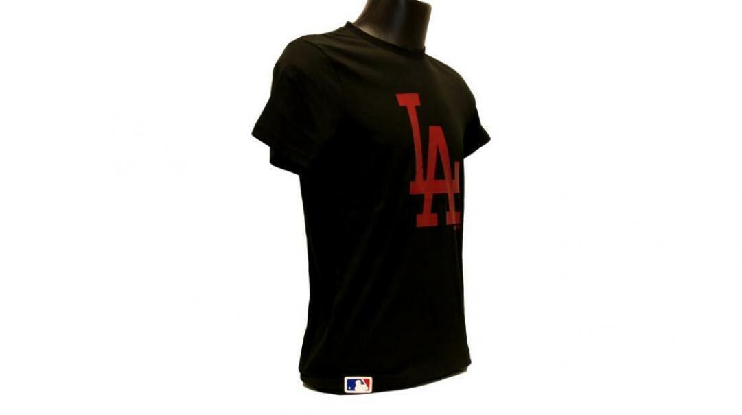 new era new era t-shirt uomo 12123938 nero