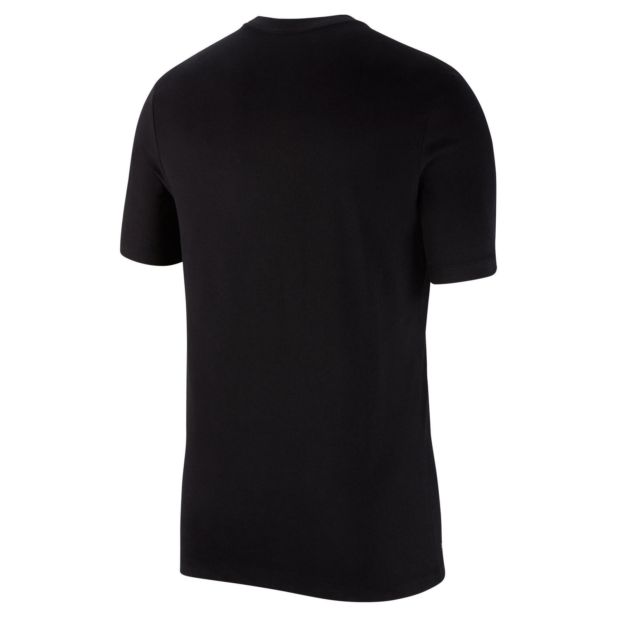 nike t-shirt nike uomo cd0956 010 nero