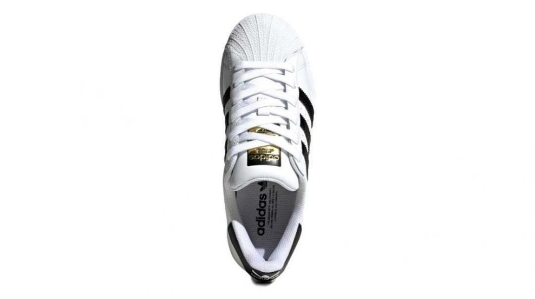 adidas adidas bambina superstar j f33889 bianco