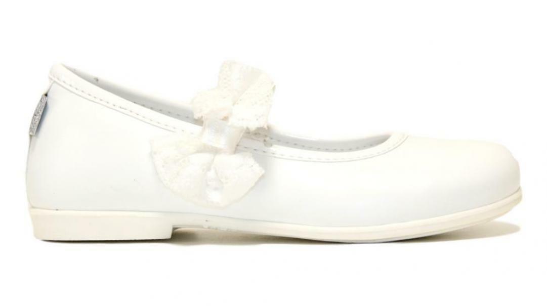 melania melania ballerina bambina me2059d0s.a bianco