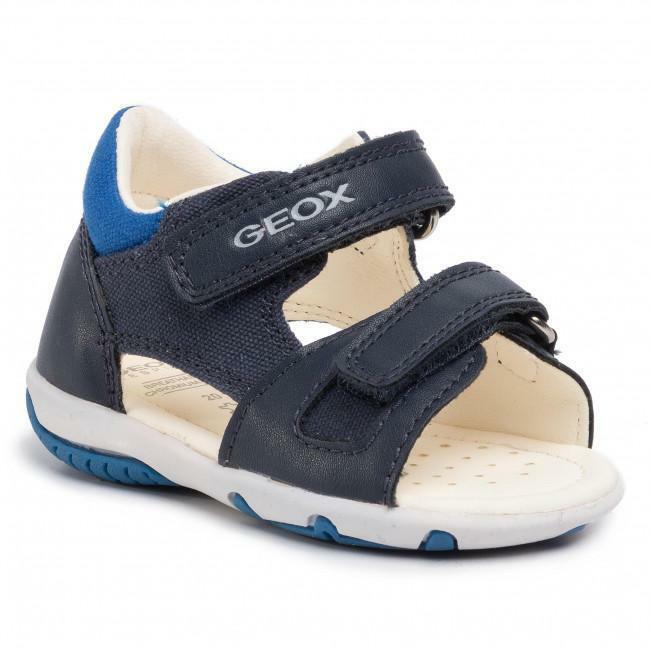 Geox sandalo bambino b02l8b 01054 c4226 blu
