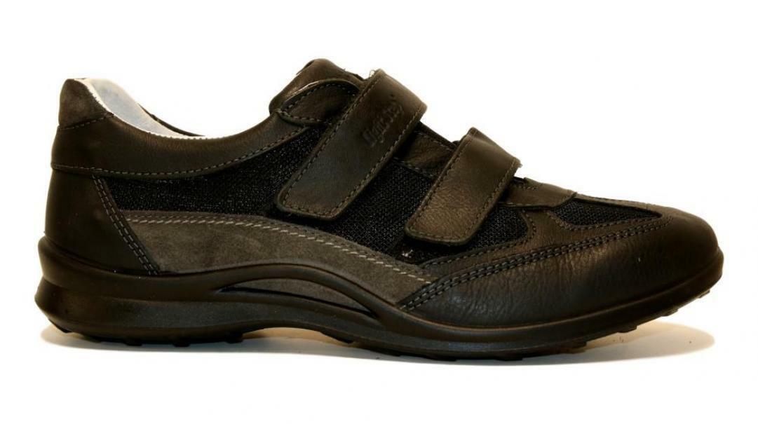 grisport grisport strappo sportivo nero golf botalato 8407ng57ma nero