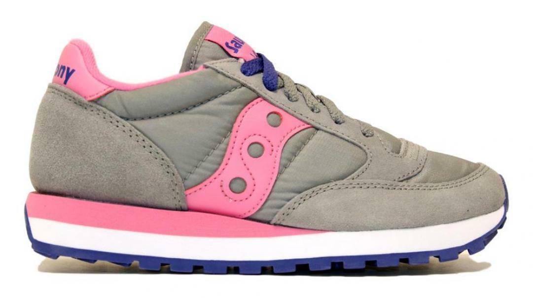 saucony saucony sneakers s1044-463 grigio sneakers donna