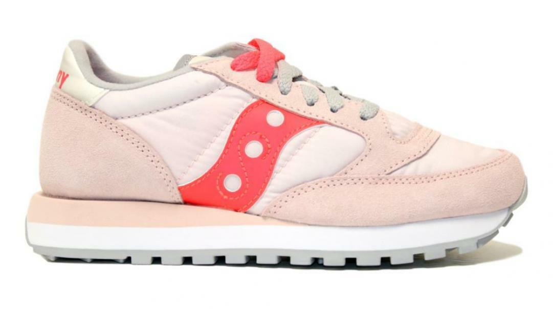 saucony sneakers saucony pink/coral s1044-565 rosa