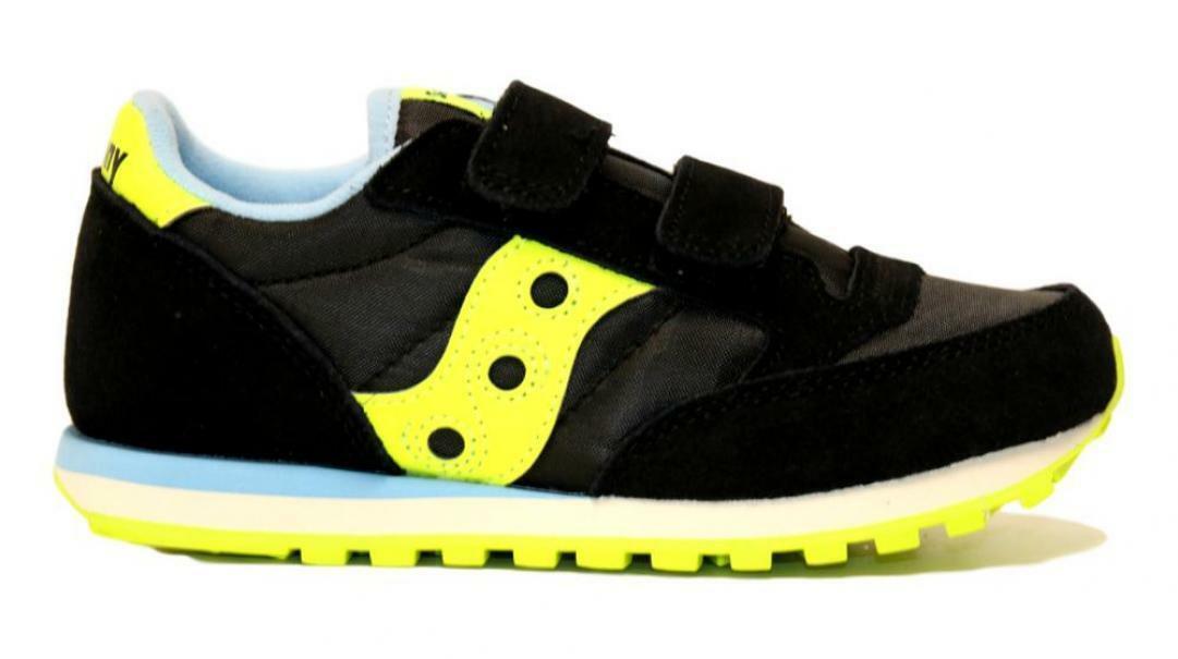 saucony saucony sneakers jazz black sk262946 nero