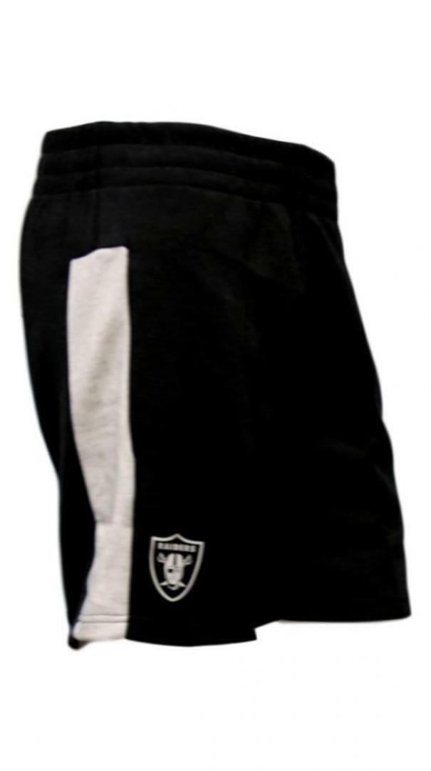new era new era shorts oakrai shorts uomo 12369712 nero