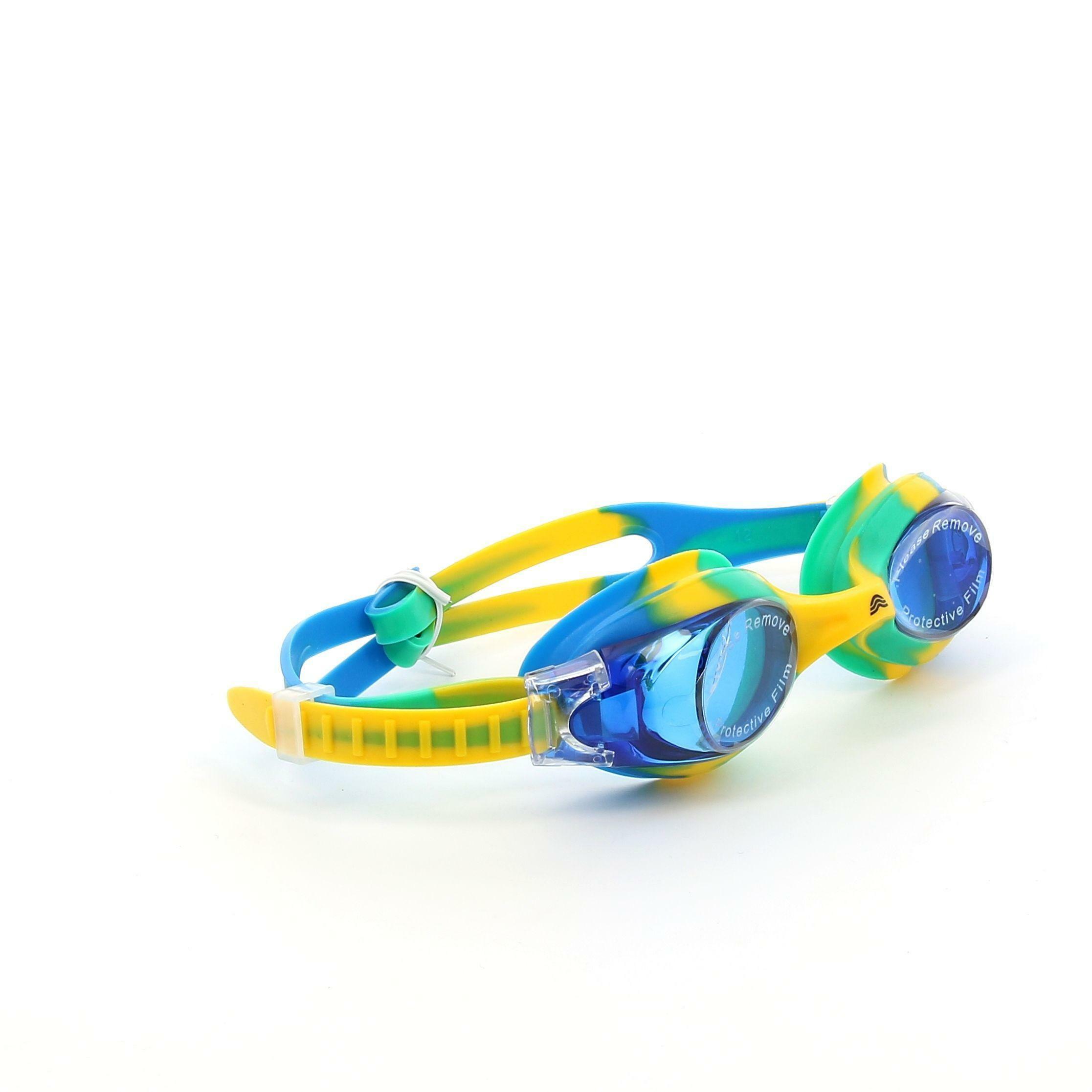 aquarapid aquarapid occhialino swimkid bambino unisex giallo