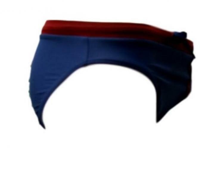 aquarapid aquarapid costume slip boston pat uomo blu