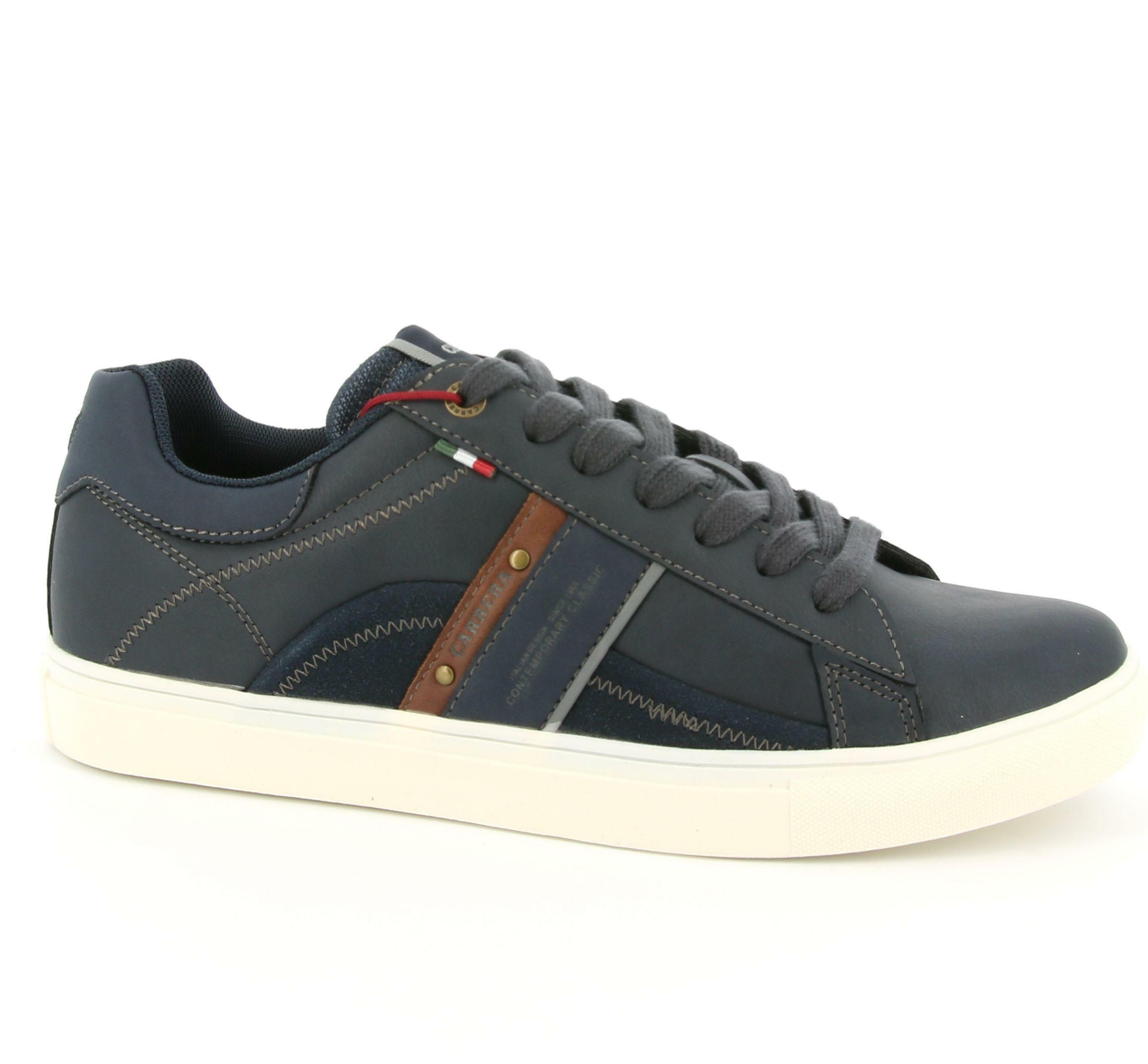 carrera carrera sneakers bassa da uomo 028010 blu
