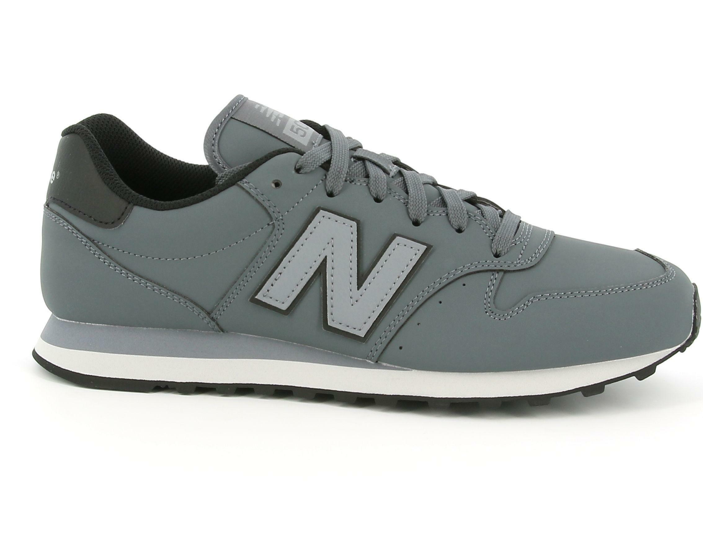 new balance new balance sportivo gm500lb1 grigio scarpe sportive uomo
