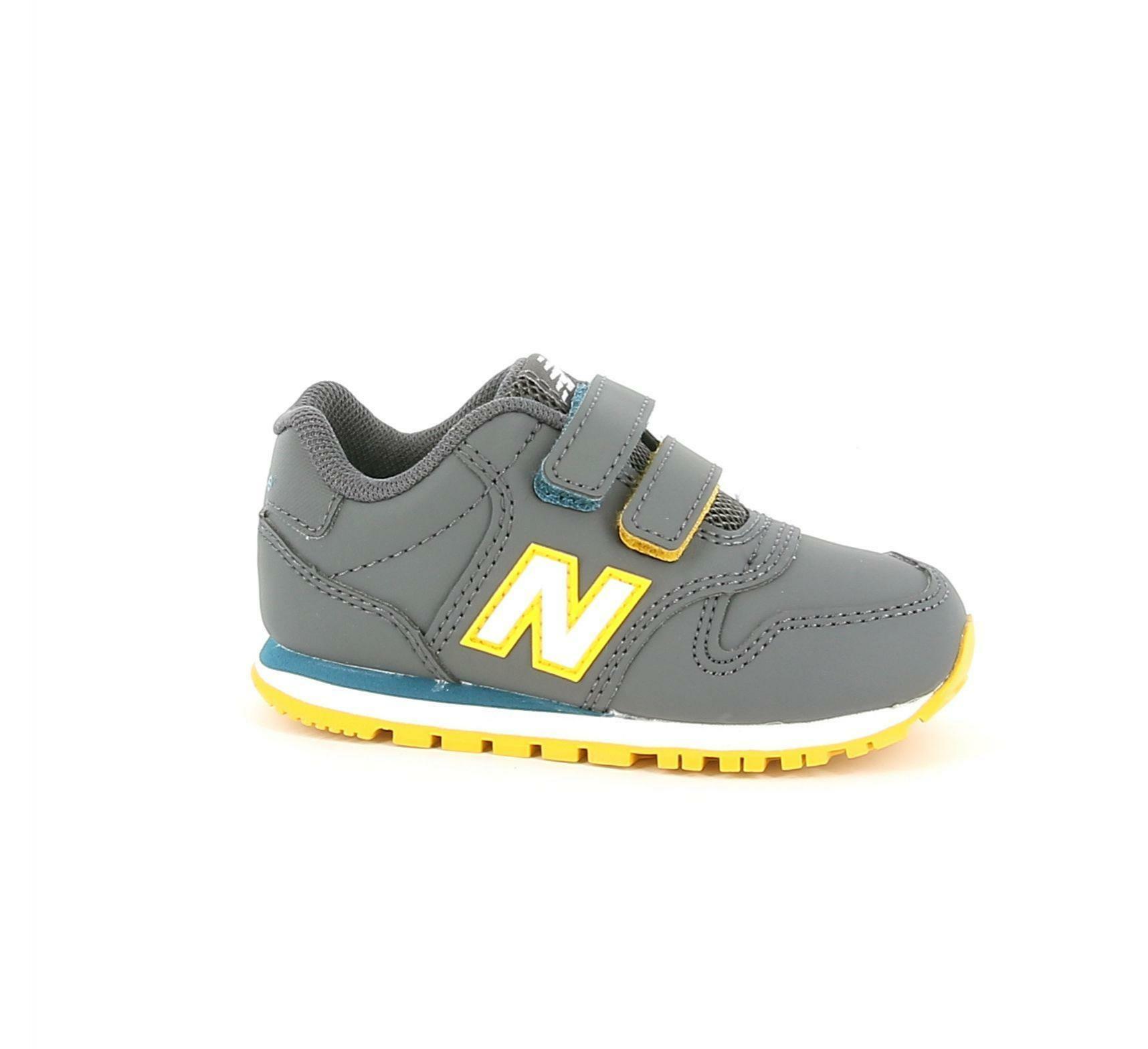 new balance new balance sportivo iv500rgb grigio scarpe sportive bambino