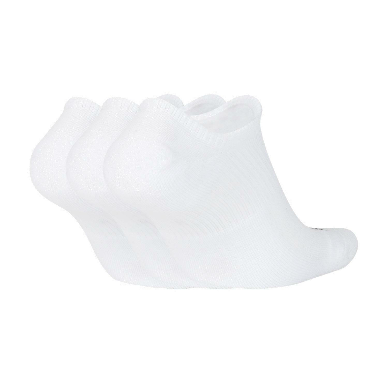 nike nike calze sx7840 100 bianco calze unisex adulto