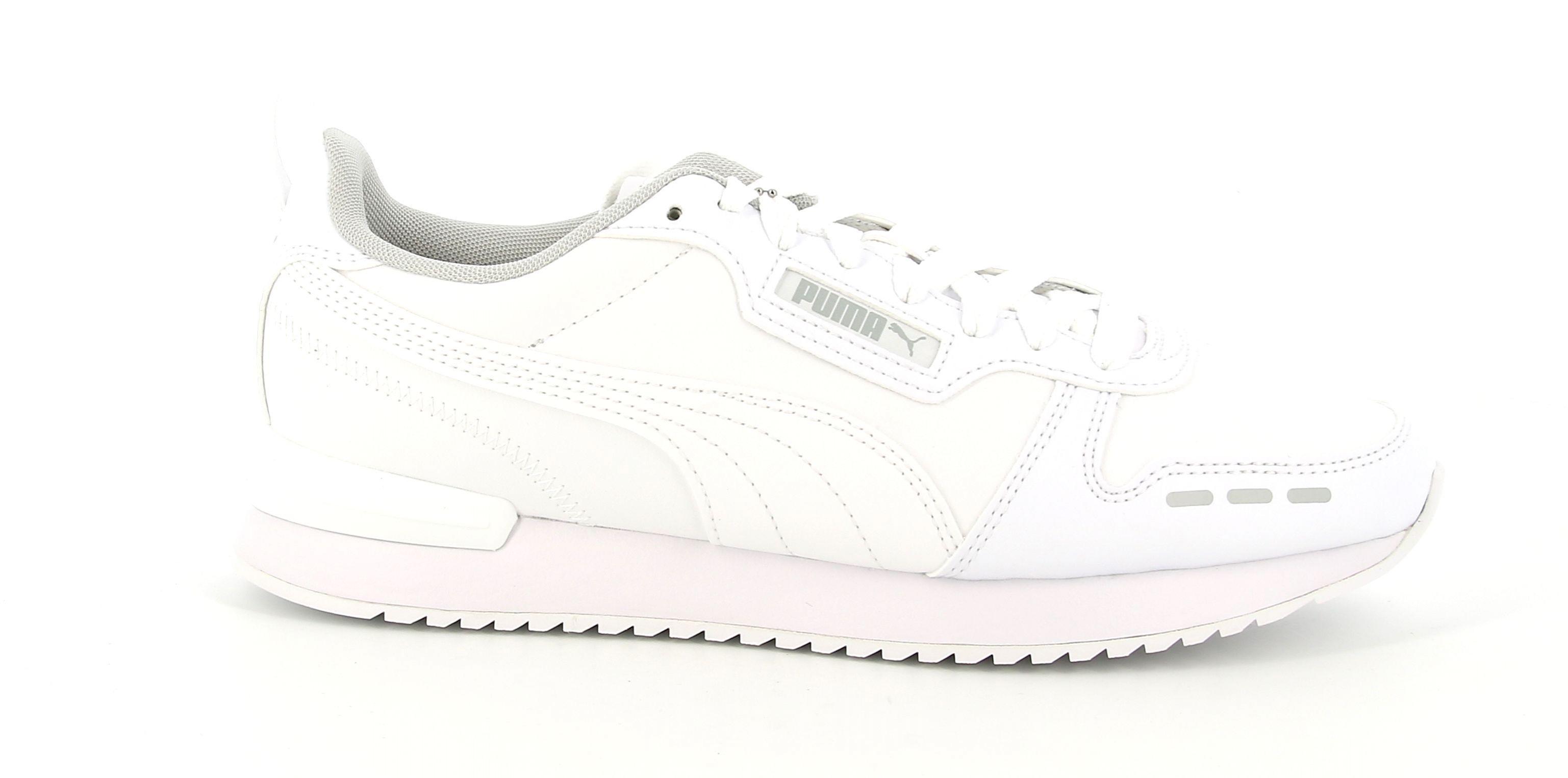 puma puma 374127 002 r78 sl scarpa sportiva da uomo bianco