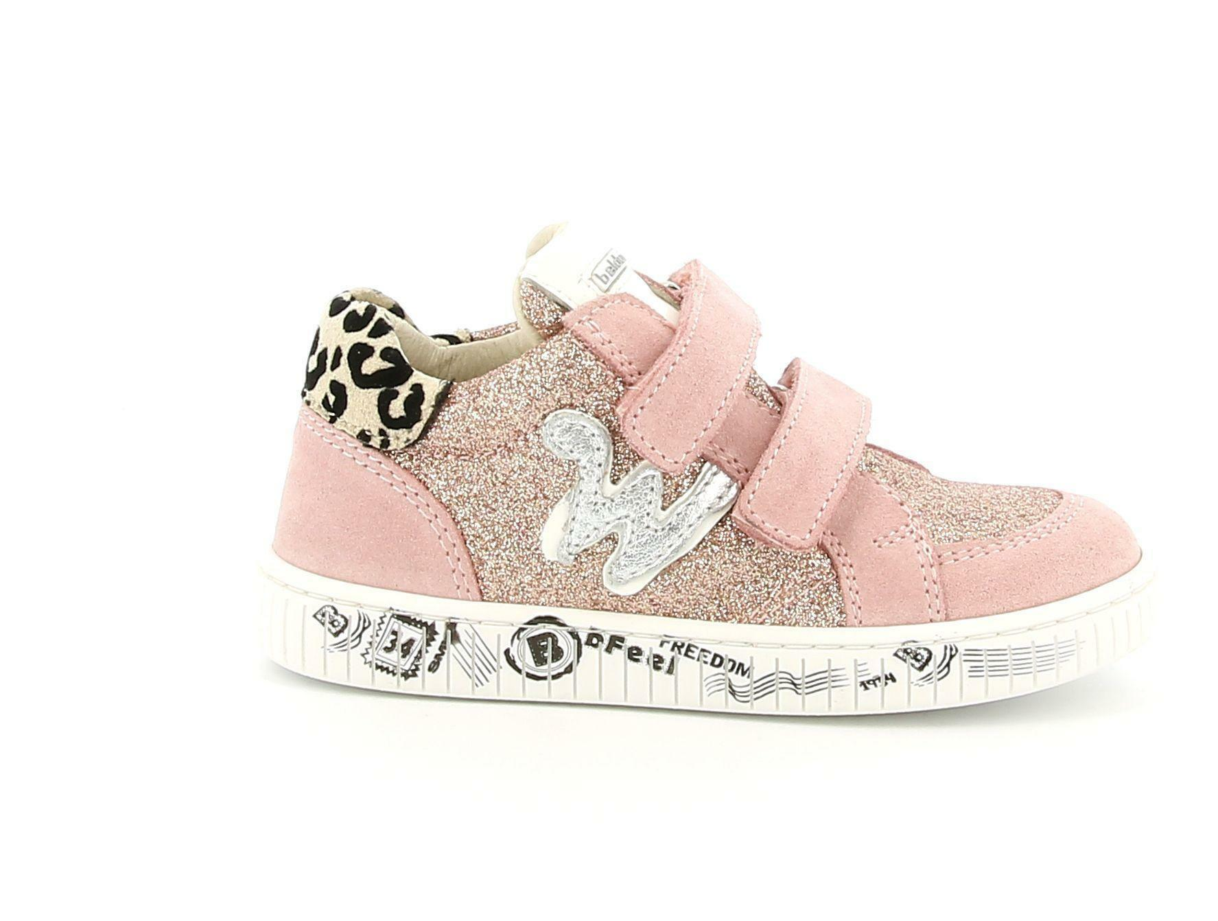 balducci balducci sneakers msport3502 rosa sneakers bassa bambina