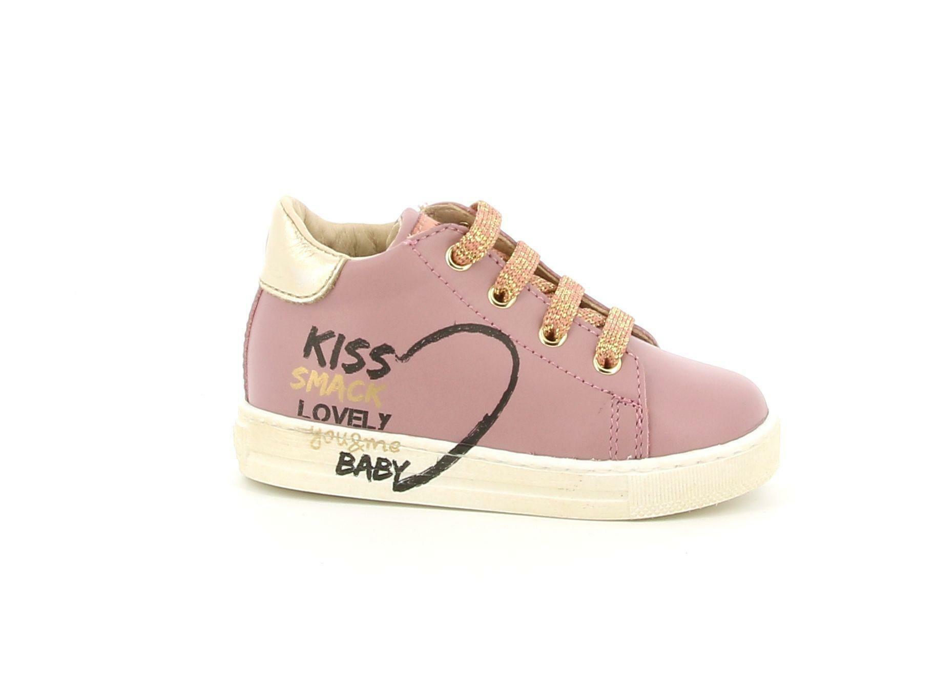 falcotto falcotto sneakers 2015338 01 1m35 rosa sneakers bassa bambina