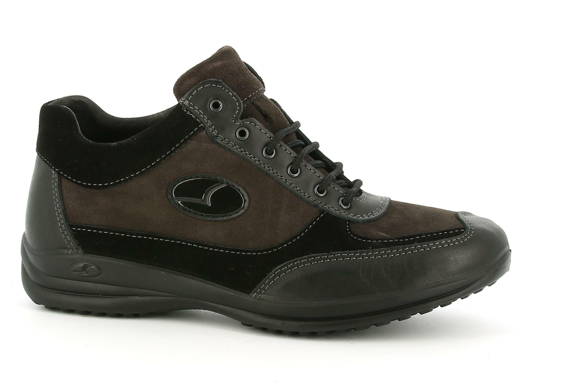grisport grisport allacciato sportivo 8135ngv306 nero golf botalato da uomo nero