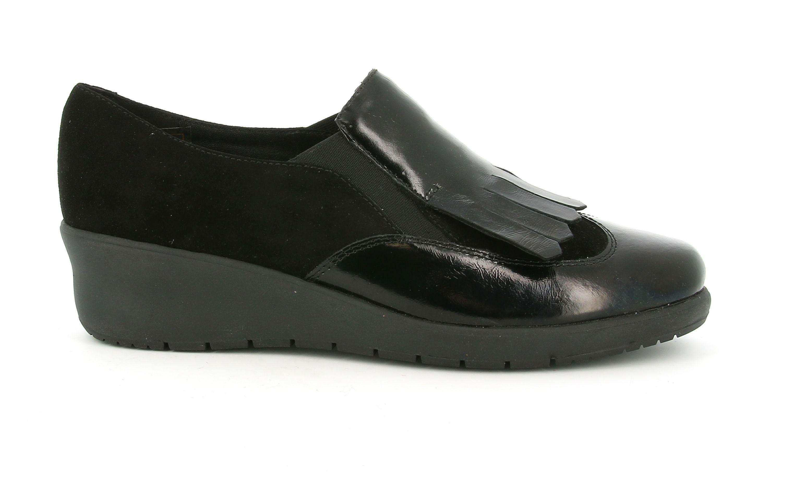 grunland grunland sc5008 88erga scarpa donna mocassino nero