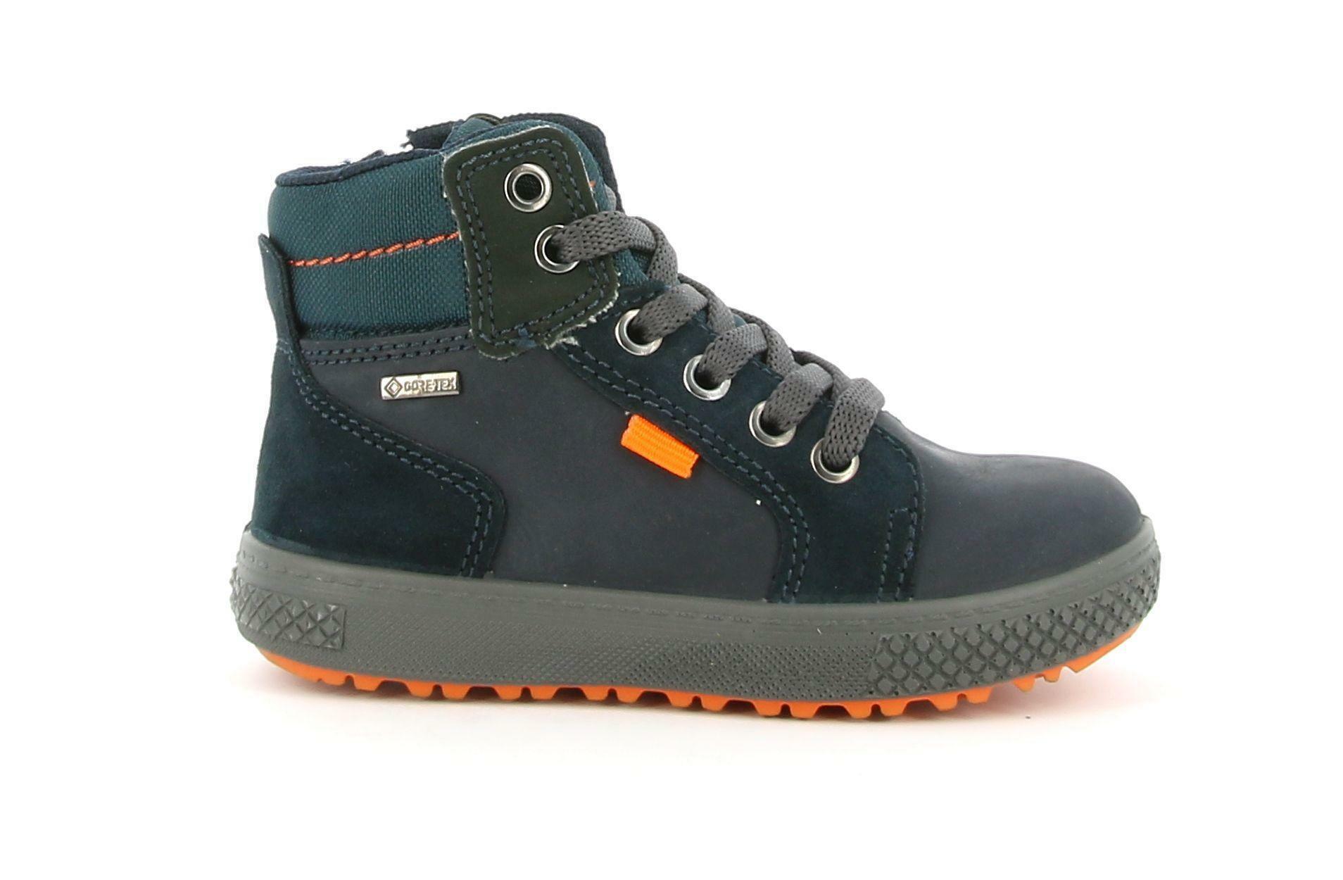 primigi primigi 6396922 blu sneakers alta bambino
