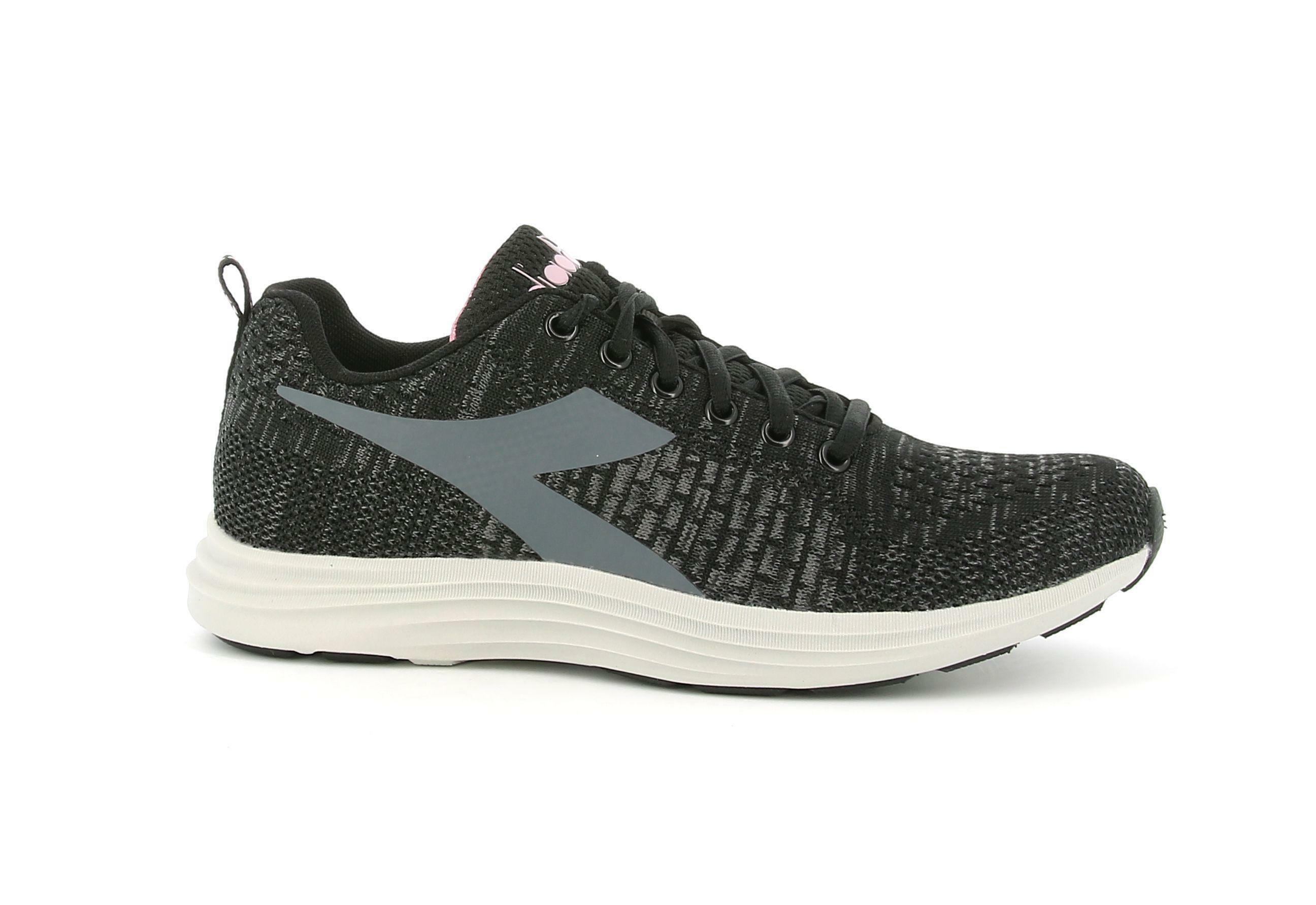 diadora diadora dinamica 175597 nero scarpe da running donna
