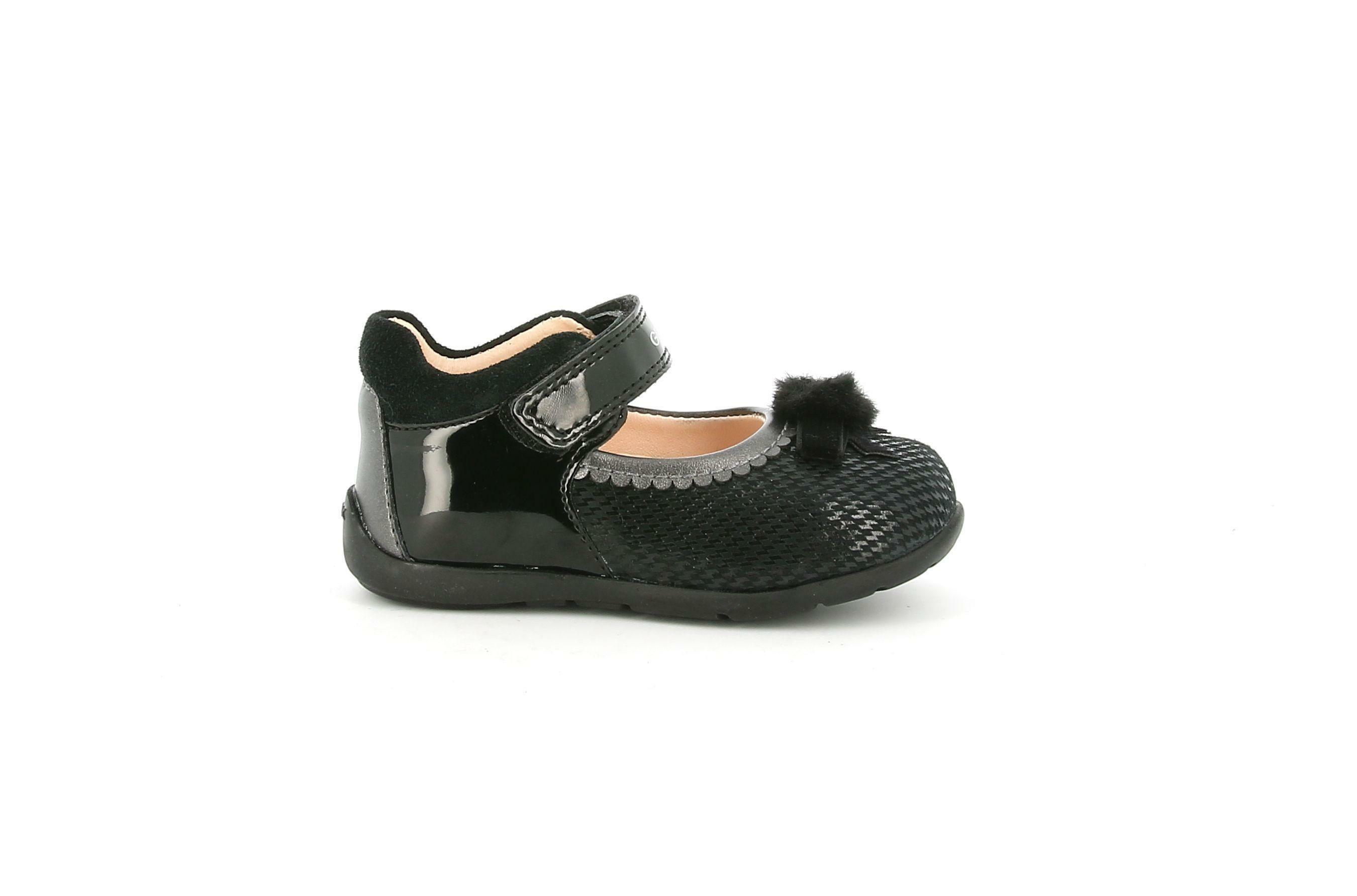 geox geox b0451c 0manf c9999 black ballerina bimba