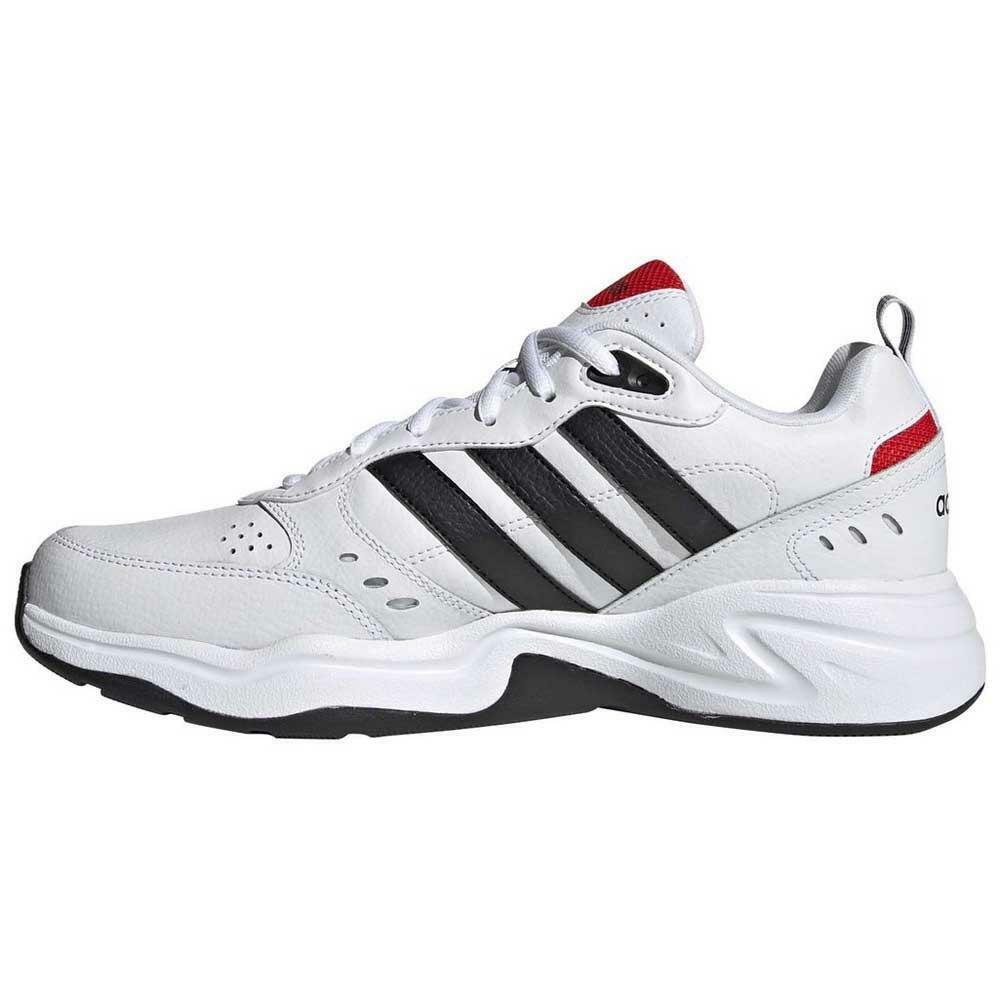 adidas adidas eg2655 strutter scarpe da ginnastica da uomo bianca