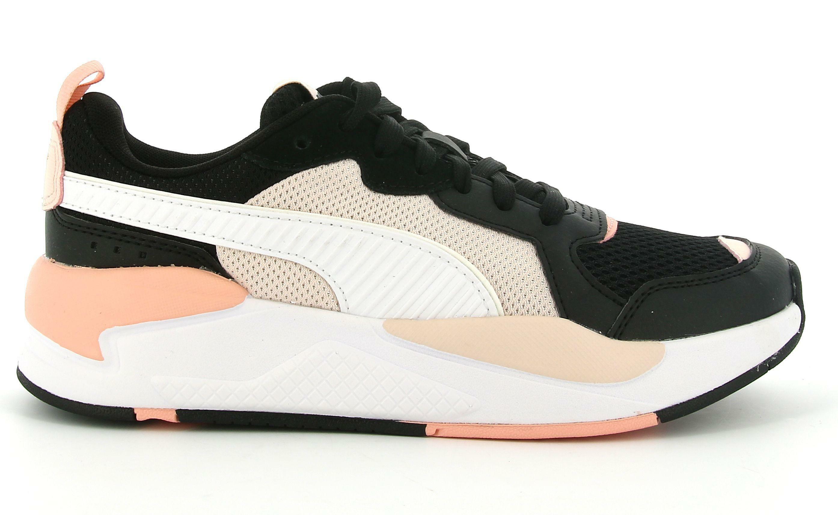puma puma x-ray 372602 027 sneaker donna nera