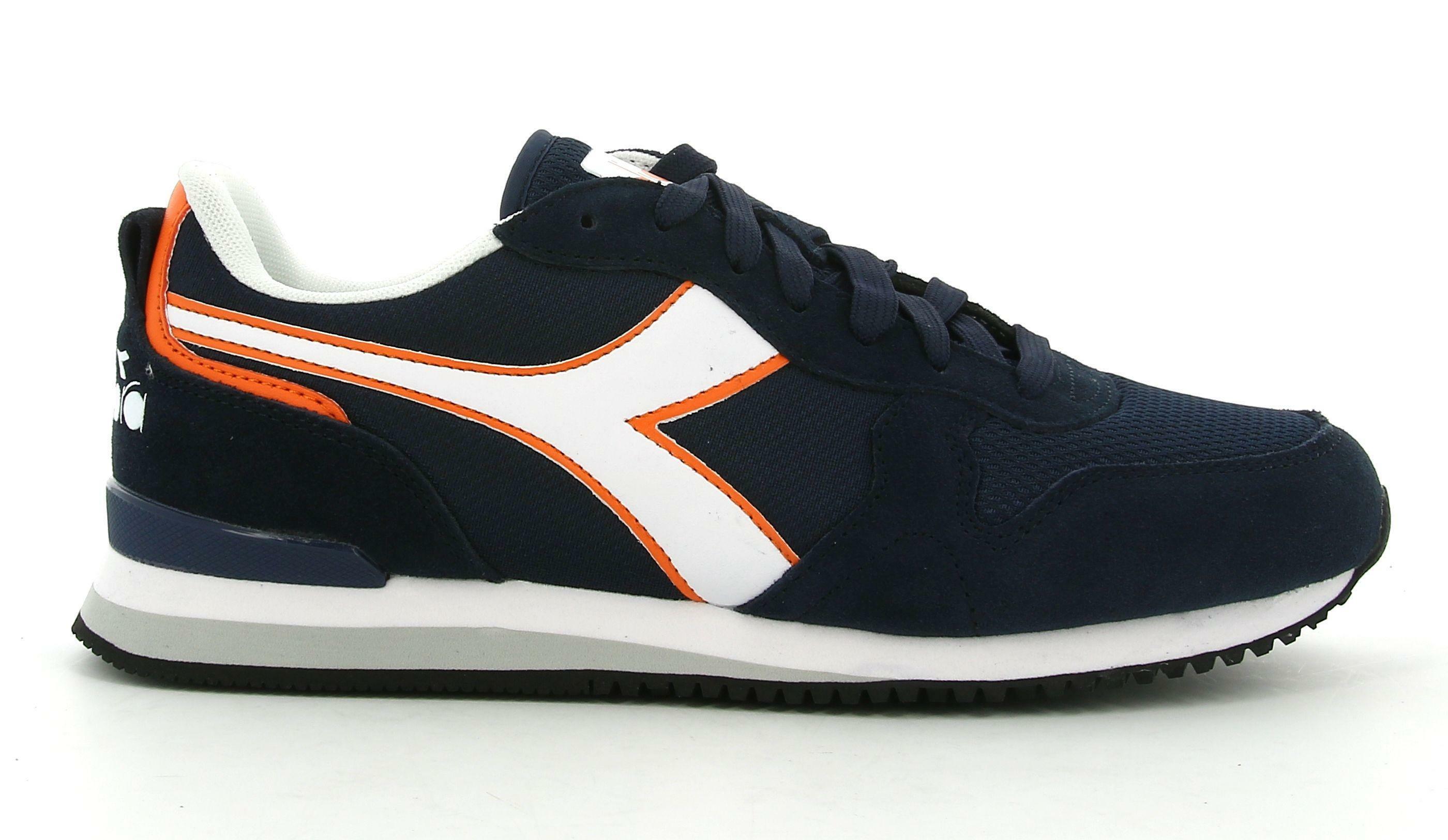 diadora diadora olympia 174376 scarpa sportiva uomo blu