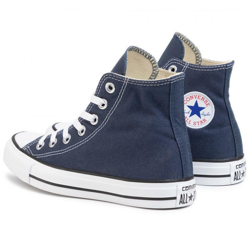 converse converse all star hi bambino unisex 7j233c blu