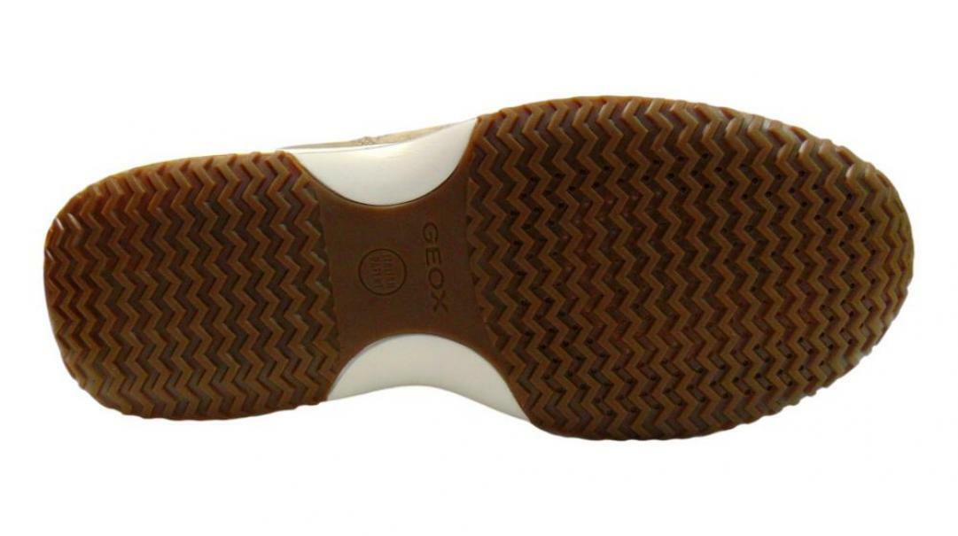 geox geox u happy g u4162g 02211 c5004-39  allacciato sportivo uomo beige