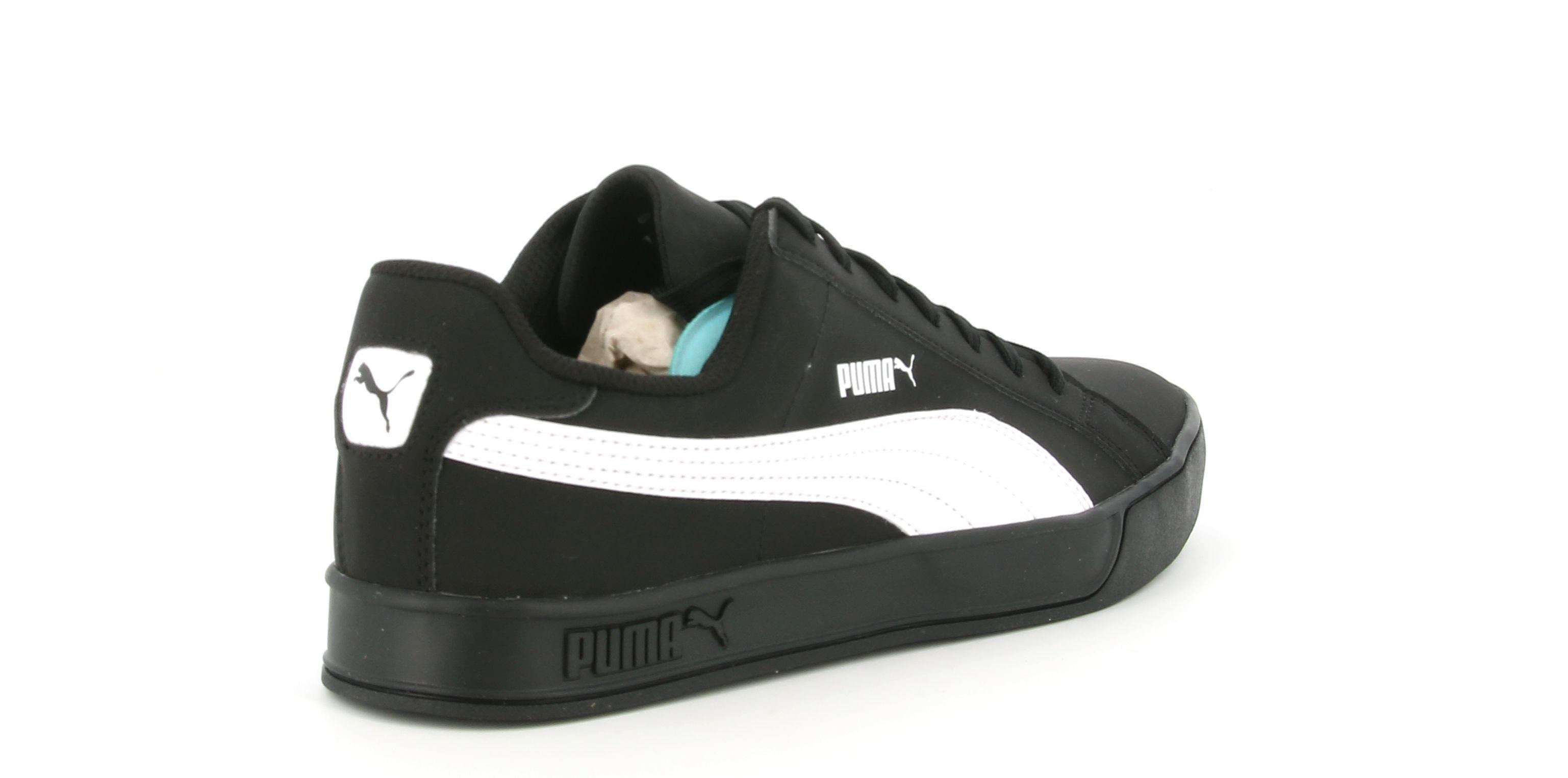 puma smash vulc uomo sneaker bassa 359622 014 nero
