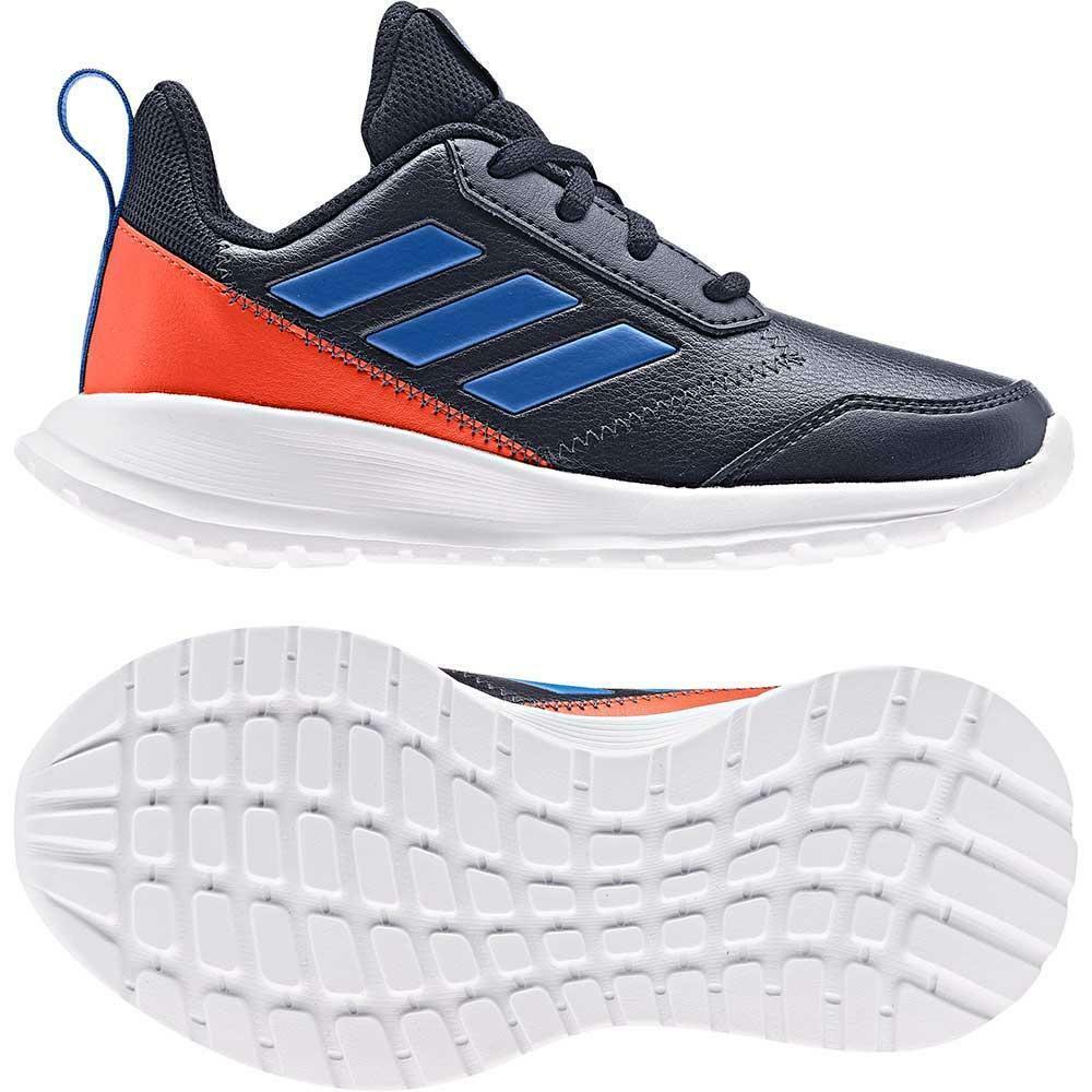 adidas alta run k bambino sneaker sportiva g27227 blu