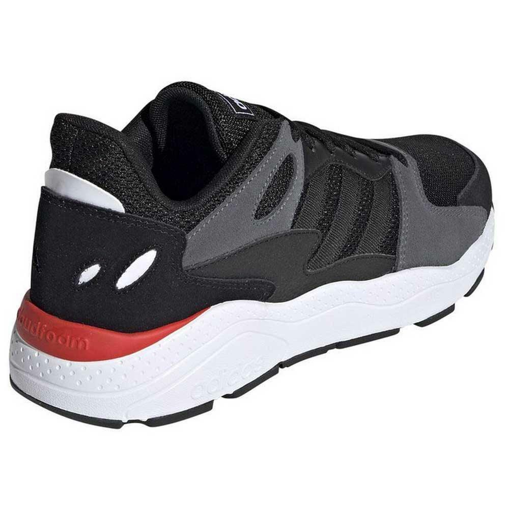 adidas adidas chaos j bambino sneaker sportiva  ef5310 nero