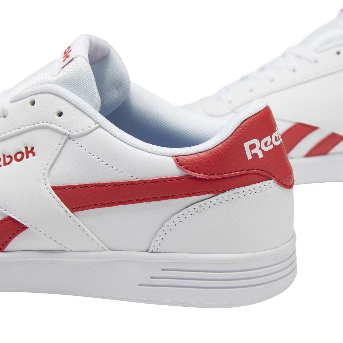 reebok reebok royal techque uomo sneaker bassa dv8779 bianco