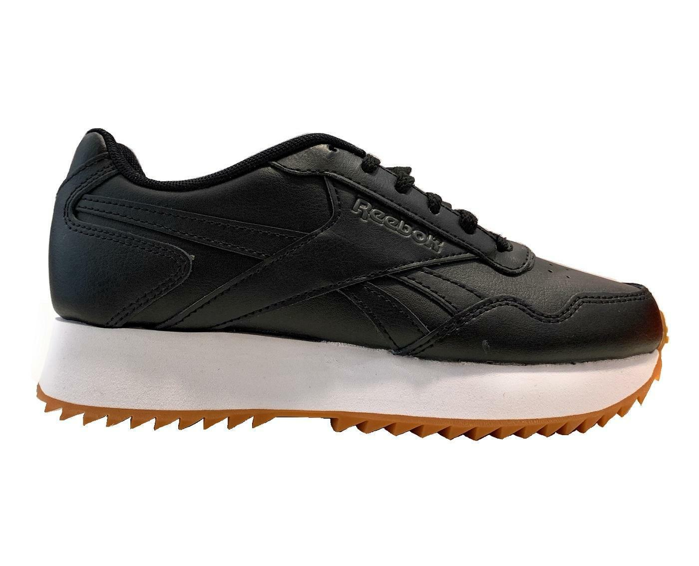reebok reebok royal glide donna sneaker sportiva dv6674 nero